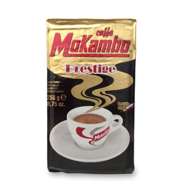 Mokambo prestige , gemahlen 250 g