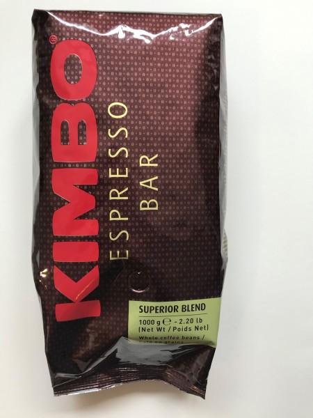Kimbo superior blend, Espressobohnen Inhalt 1000g
