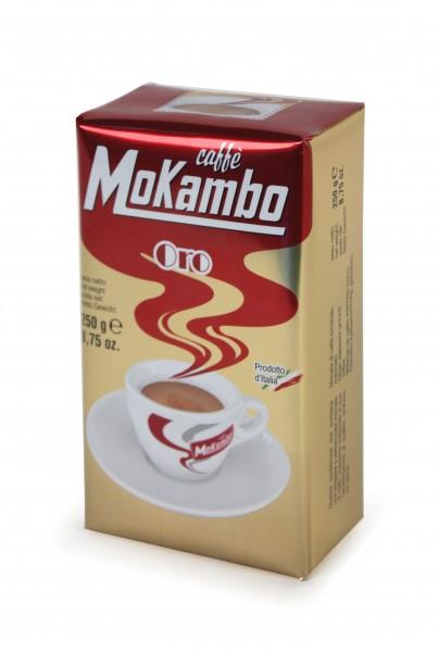 Mokambo Oro - gemahlen 20 x 250g