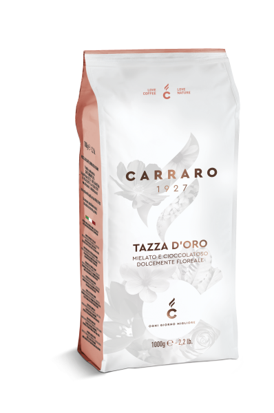 Carraro 1927 Tazza D'Oro Kaffeebohnen 1000g