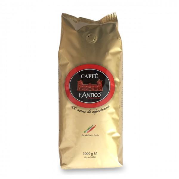 Caffe l'Antico espresso oro - Kaffeebohnen 1000g