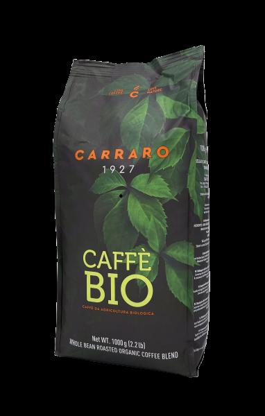 Carraro Bio Arabica & Robusta Kaffeebohnen 1000g