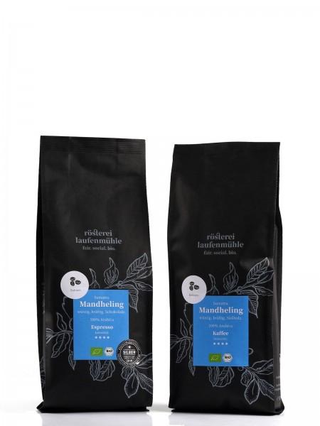 El Molinillo Sumatra Mandheling Espressobohnen 250 g
