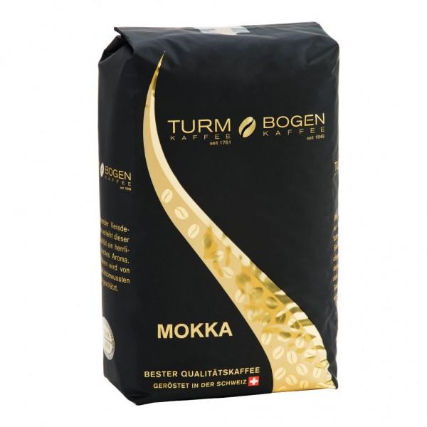 Turm Kaffee Mokka , Kaffeebohnen 1000g