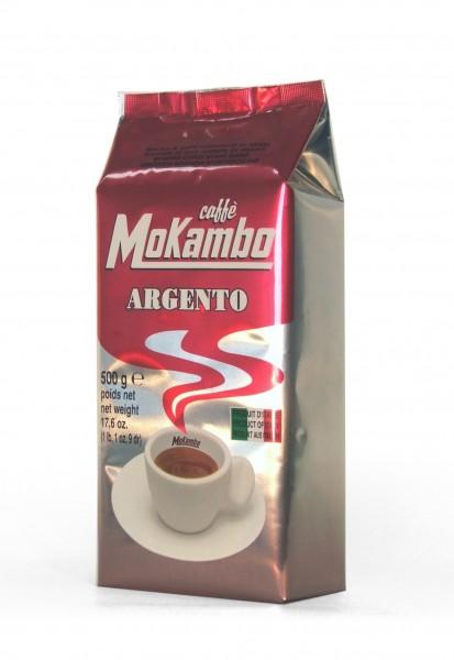 Mokambo argento, Kaffeebohnen 500g
