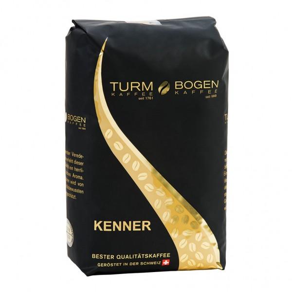 Turm Kaffee Kenner, Kaffeebohnen 1000g