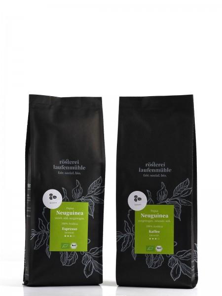 El Molinillo Papua Neuguinea Bio Kaffeebohnen 250 g