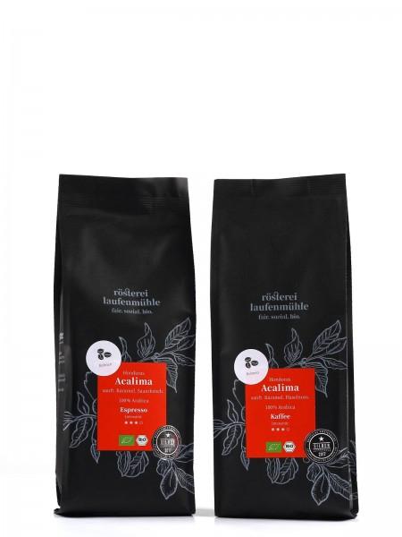 El Molinillo Honduras Acalima Espressobohnen 250 g