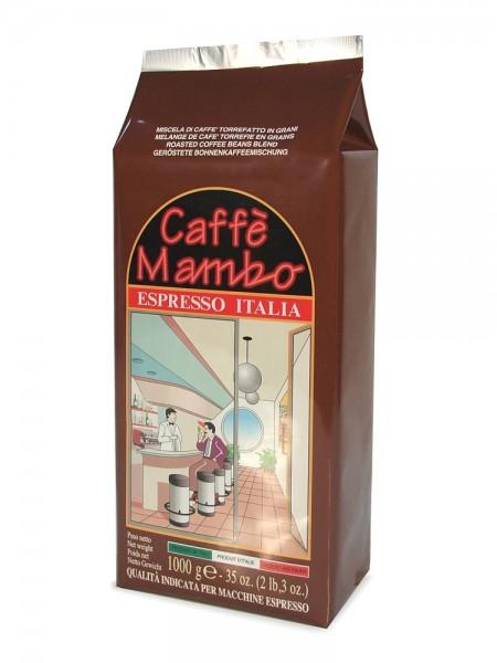 Mambo espresso - hochwertige Kaffeebohnen 1000g
