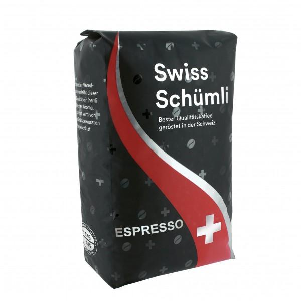 Turm Swiss Schümli Espresso Inhalt Kaffeebohnen 1000g