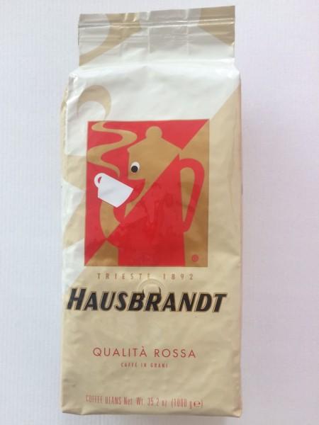 Hausbrandt Rossa Kaffeebohnen 1000g