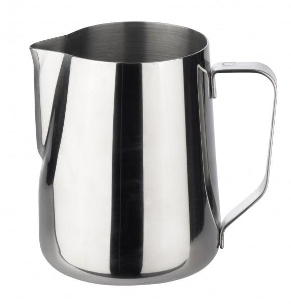 Milchaufschäumkännchen Edelstahl 590 ml