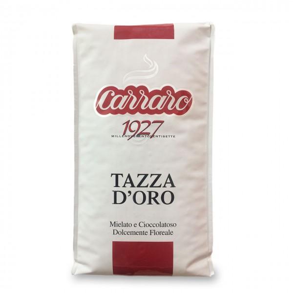 Carraro Tazza D'Oro Kaffeebohnen 1000g