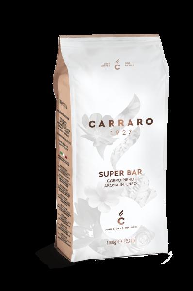 Carraro 1927 Super Bar Kaffeebohnen 1000g
