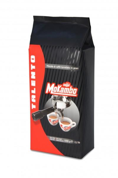 Mokambo Talento hochwertige Kaffeebohnen 1000g