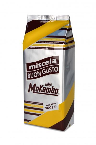 Mokambo miscela boun gusto Kaffeebohnen 1000g
