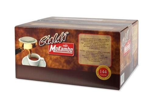 Mokambo oro ESE cialde espresso 6.95 g x 144 Stück