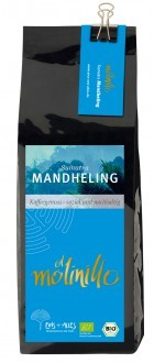 El Molinillo Sumatra Mandheling Kaffeebohnen 250 g