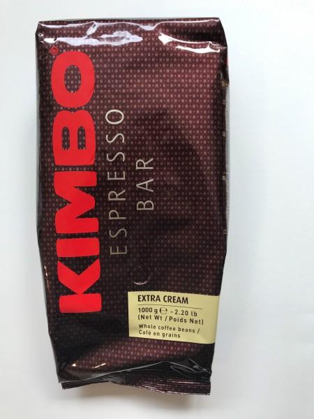 Kimbo Extra cream, Espressobohnen Inhalt1000g