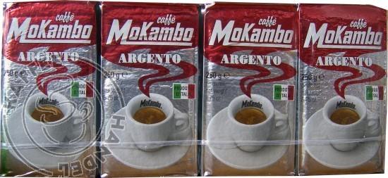 Mokambo Argento gemahlen 20 x 250 g