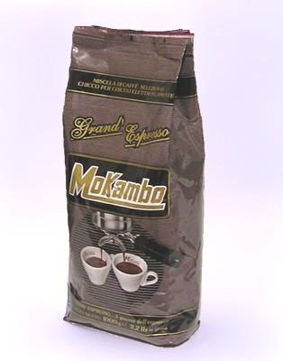 Mokambo Grande Espresso , Kaffeebohnen Inhalt 1000g