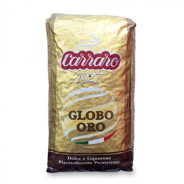 Carraro Globo Oro Kaffeebohnen 1000g
